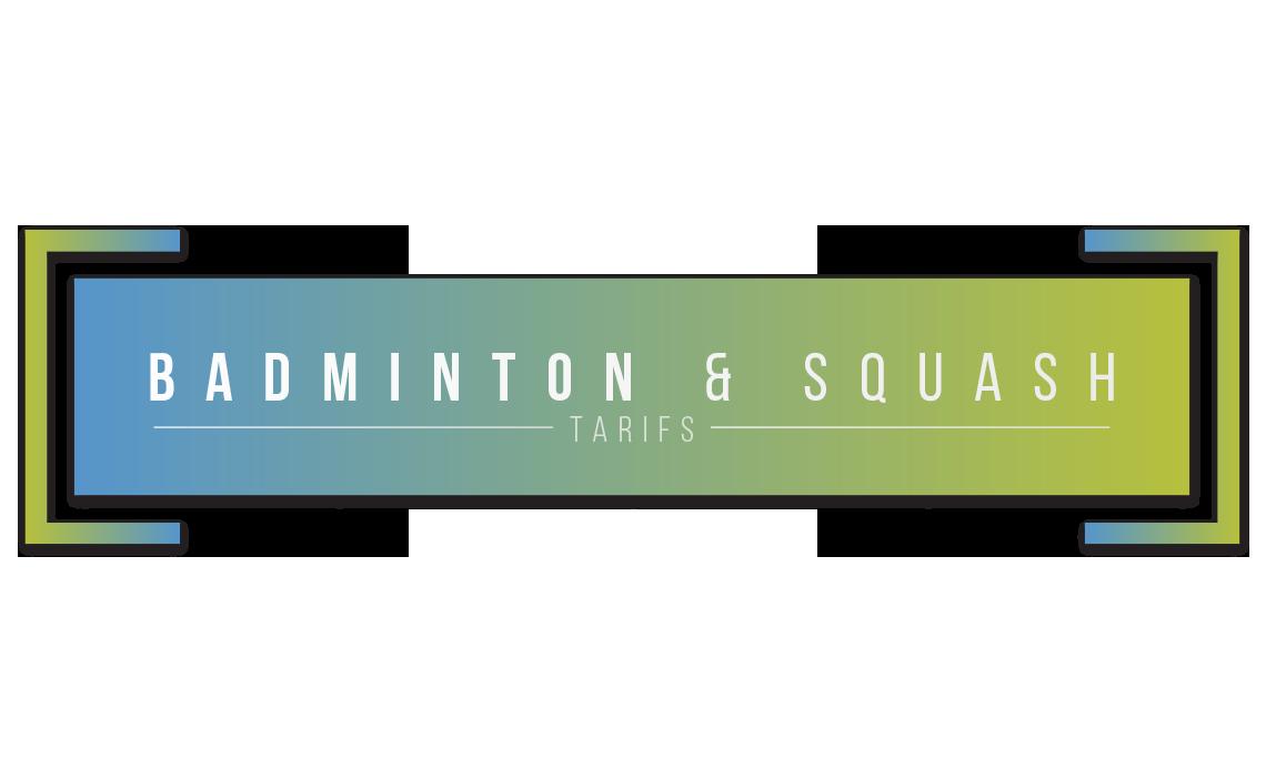 Badminton & Squash